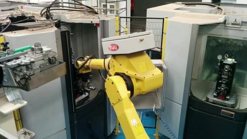 Cie Matic- Robot carga CNC